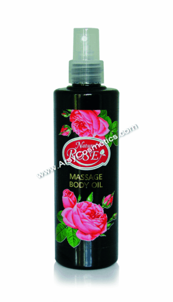 МАСАЖНО МАСЛО ЗА ТЯЛО NATURAL ROSE